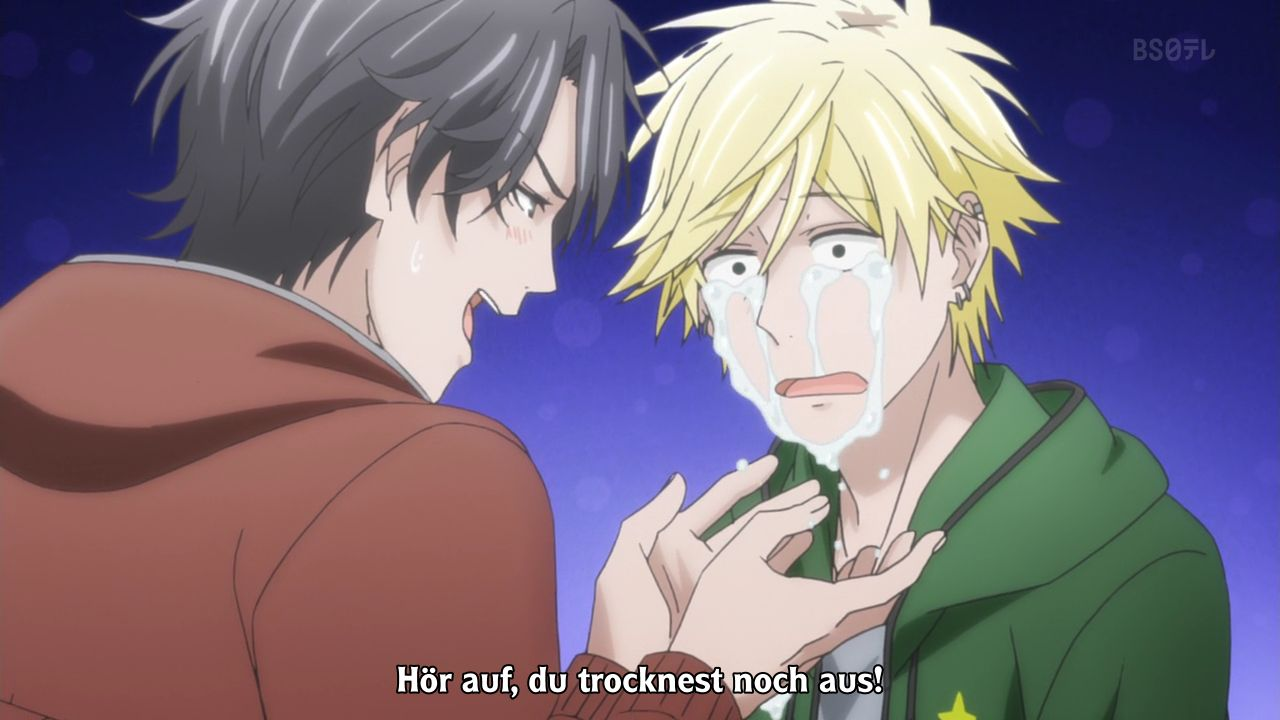 Hitorijime My Hero Folge 12 deutsch fansub